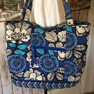 Vera Bradley Floral Handbag